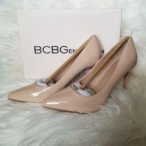 BCBG Heidi Pump Heels SZ5.0